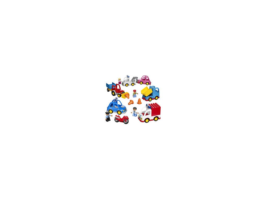 Lego EDUCATION 45006 Auta