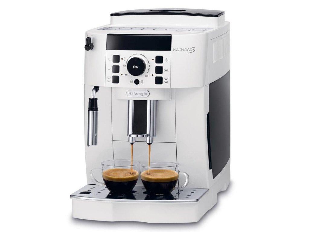 Espresso DeLonghi ECAM21.117.W bílé