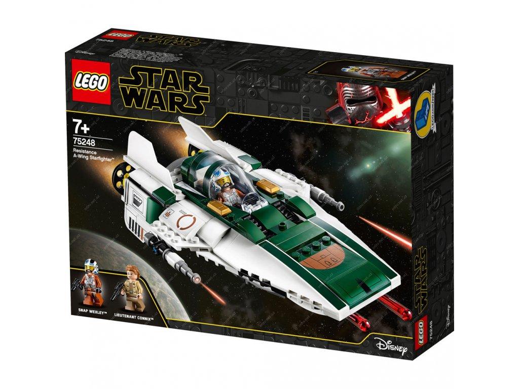 LEGO Star Wars 75248 Stíhačka A Wing Odboje