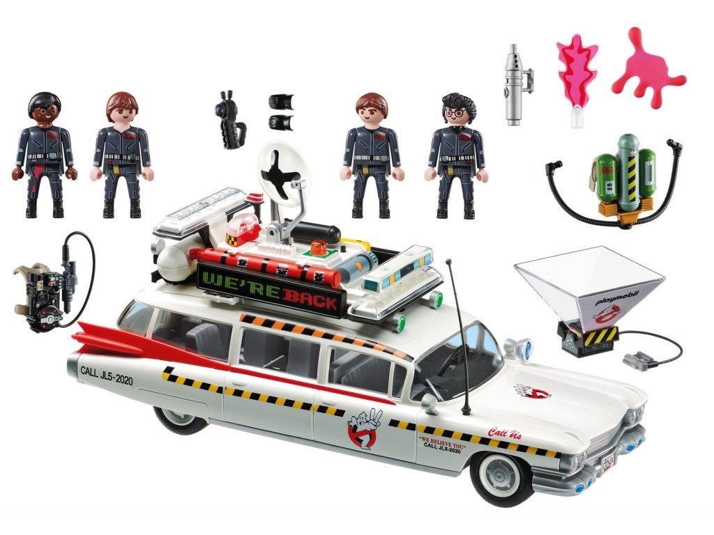 Playmobil 70170 Ghostbusters Ecto 1A