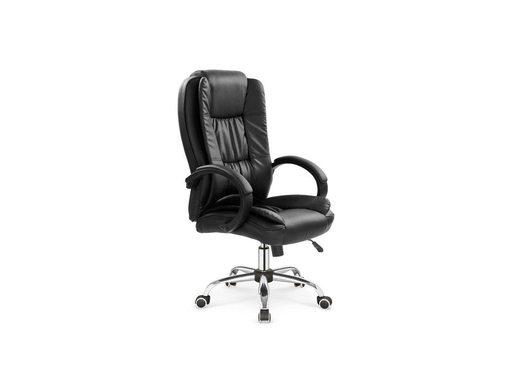 Kancelářské křeslo Halmar Relax černé