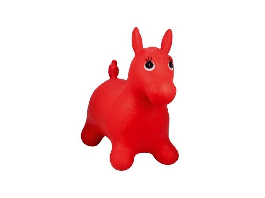 John Hopsadlo Ponny 55 x 50 cm červený