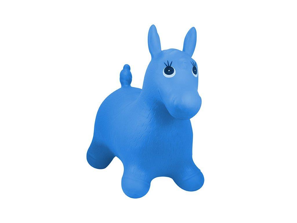 John Hopsadlo Ponny 55 x 50 cm modrý