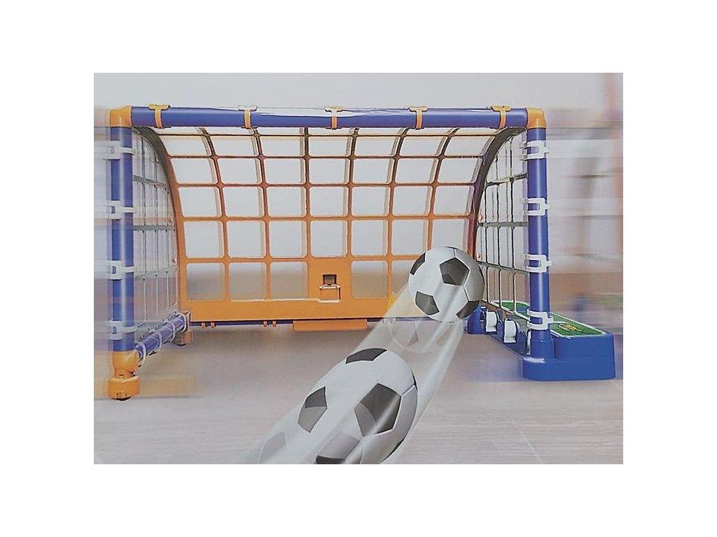 KidLand Pohyblivá fotbalová branka 52 x 30 cm 1
