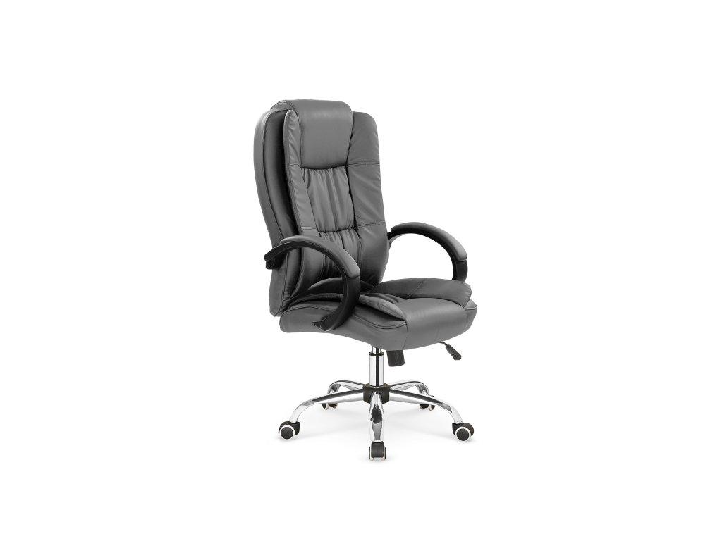 Kancelářské křeslo Halmar Relax šedé