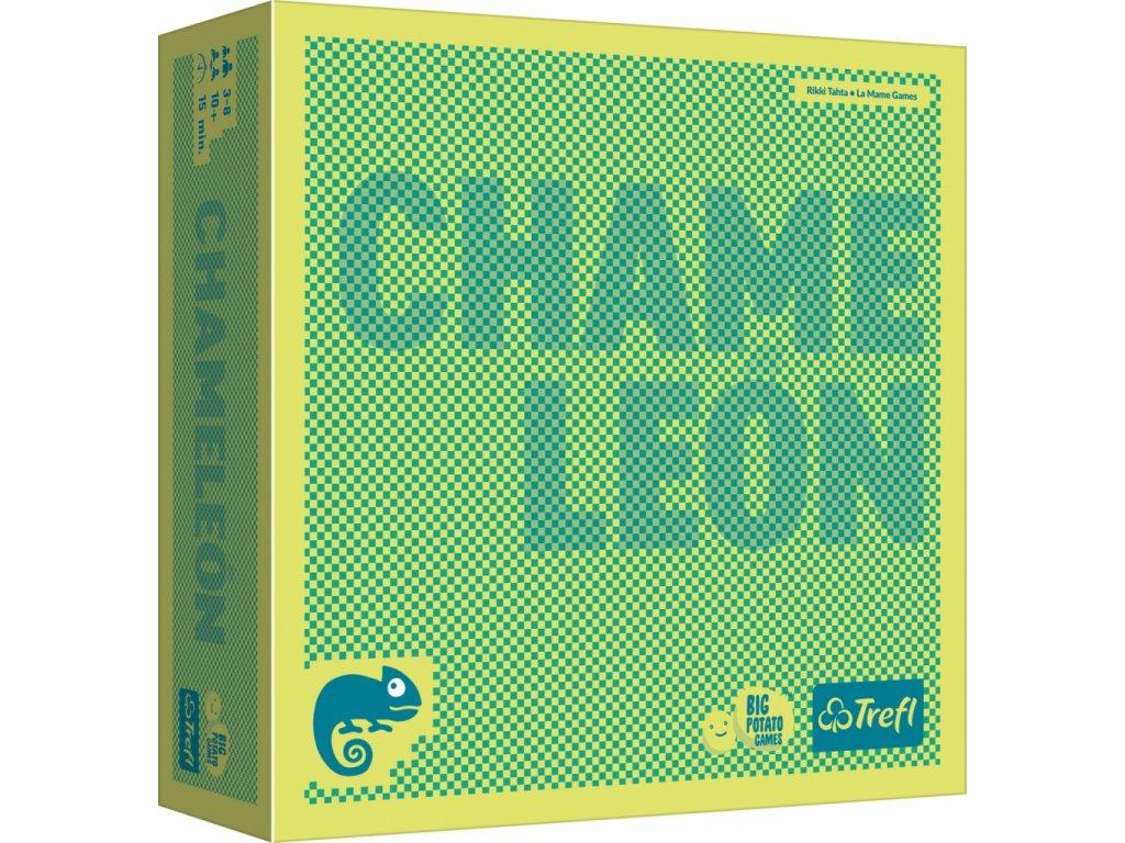 Společenská hra Trefl Chameleon