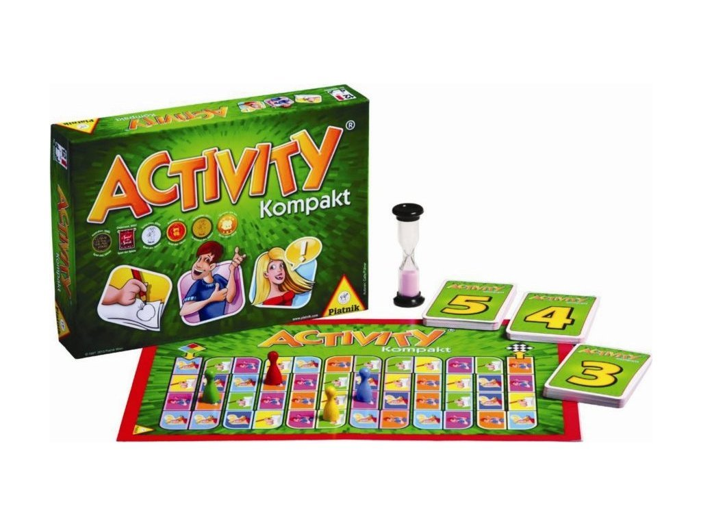 Piatnik Activity Kompak