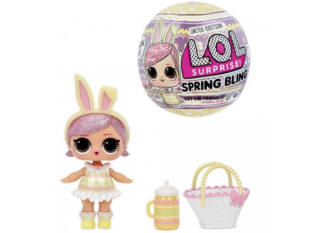 L.O.L. Surprise Jarní série panenka pro Sidekick