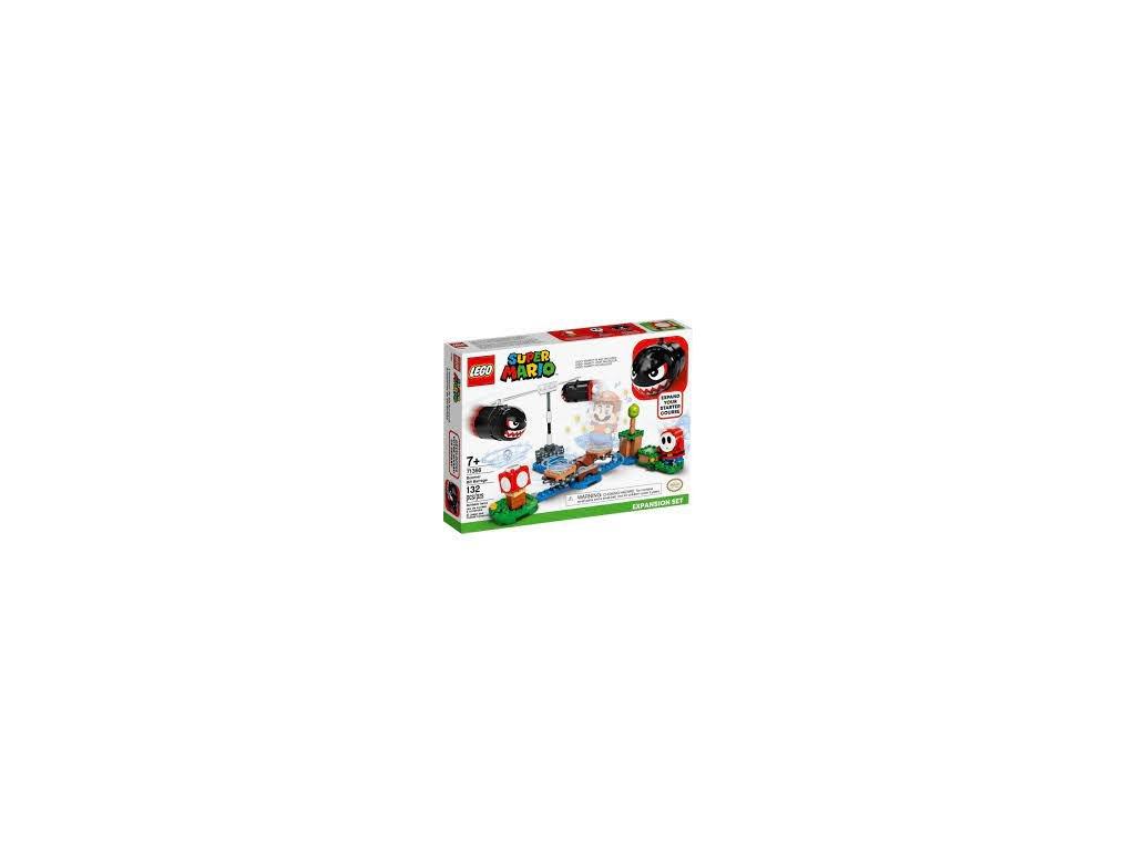 LEGO Super Mario 71366 Palba Boomer Billa
