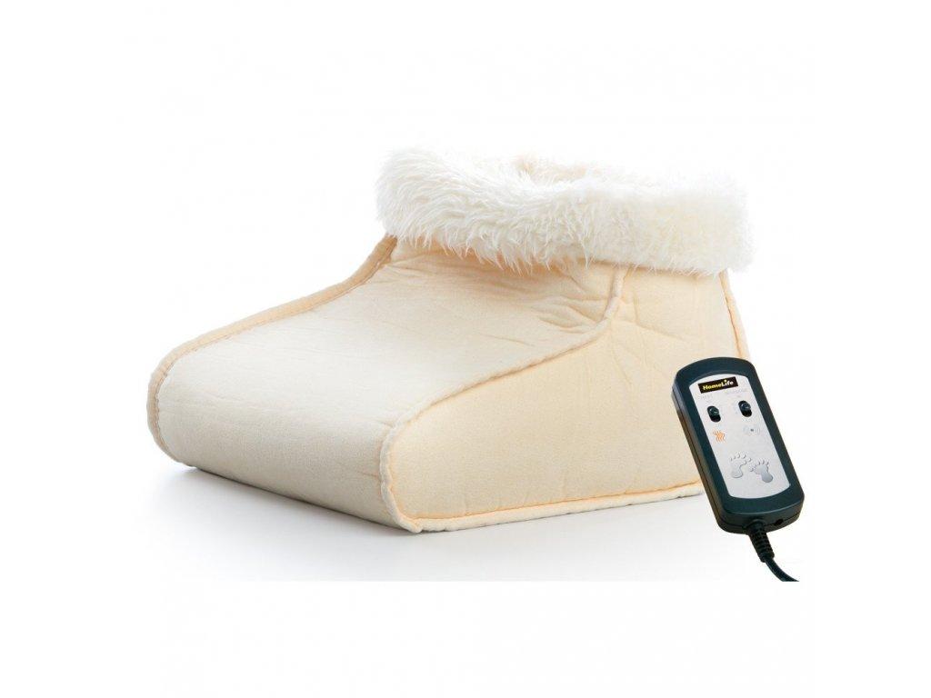 Elektrická vyhřívaná bota s relaxační masáží SM7446