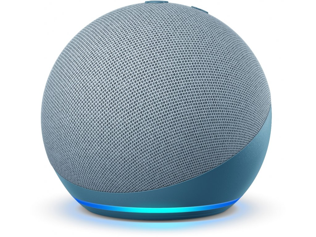 Amazon Echo Dot (4. generace) blue grey final