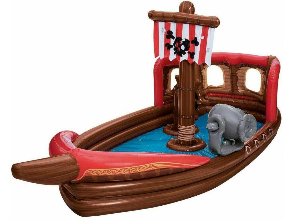 PlayTive 311339 bazénové hrací centrum Piráti