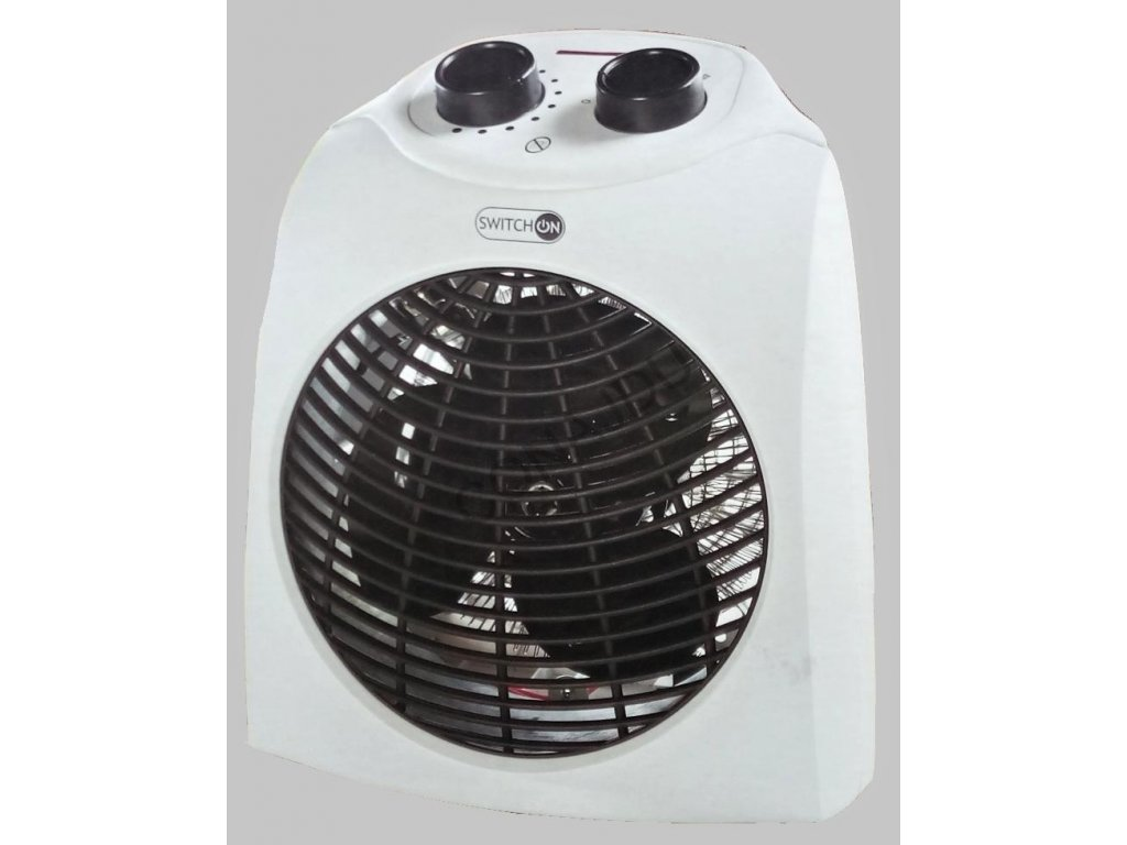SwitchOn Teplovzdušný ventilátor HE A0101