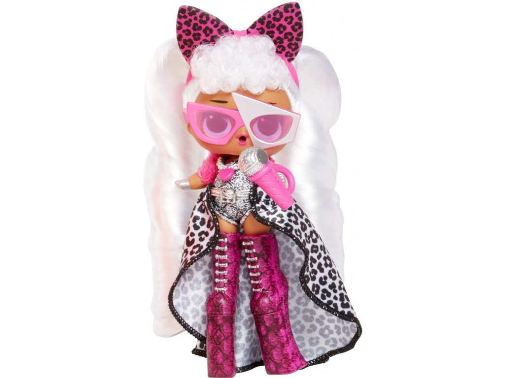 MGA L.O.L. Surprise! J.K. Lady Diva fashion doll