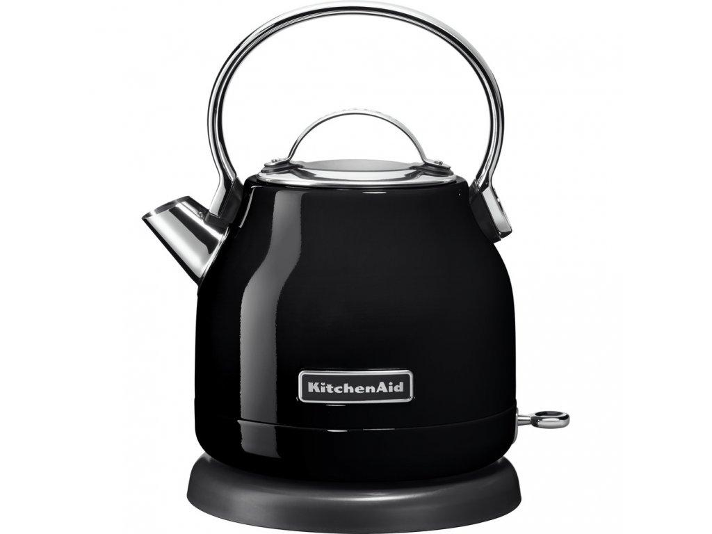 KitchenAid Retro rychlovarná konvice 5KEK1222 černá