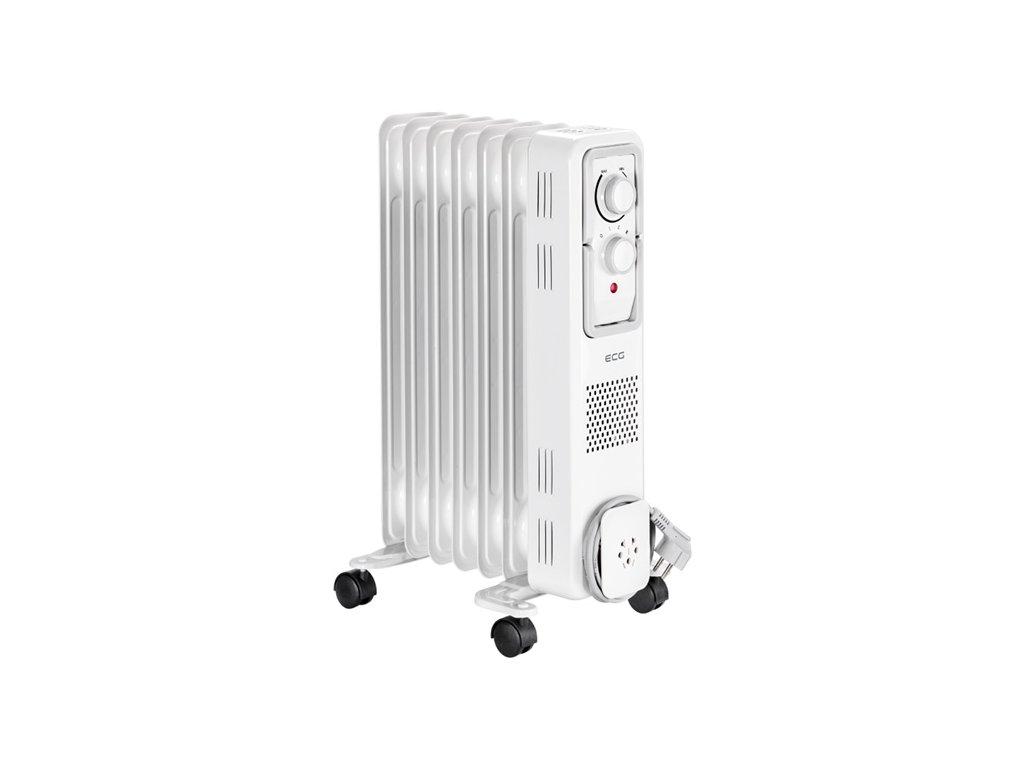 Radiátor olejový ECG OR 1570 1