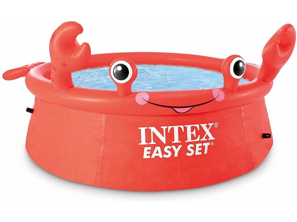 Intex 26100 Bazén Happy Crab Easy 183 x 51 cm