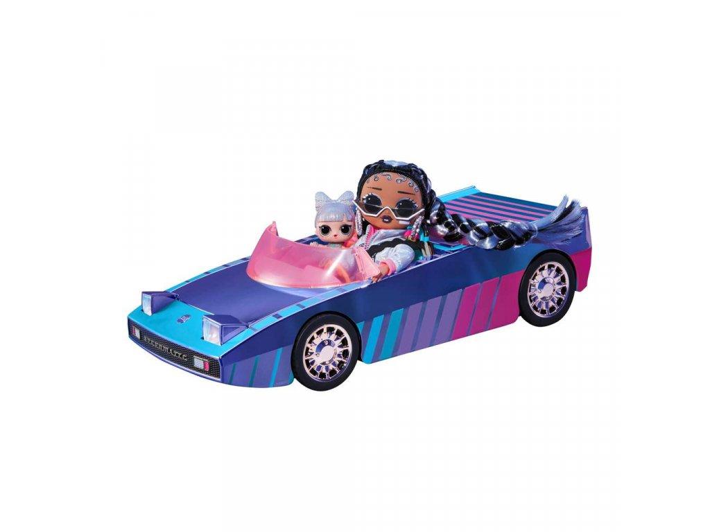 L.O.L. Surprise Luxusní auto s bazénem a tanečním parketem