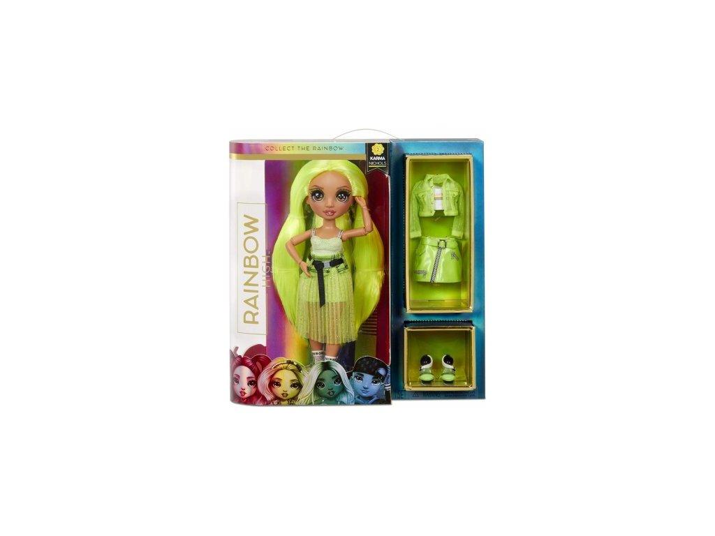 MGA Rainbow High Fashion panenka Karma Nichols