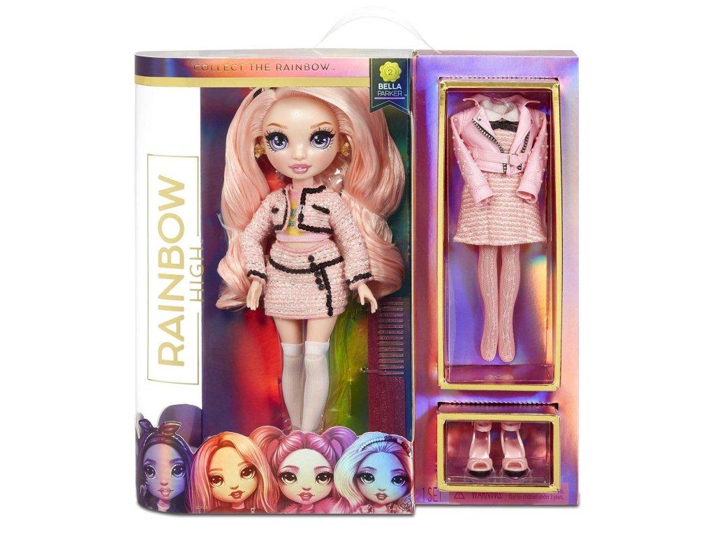MGA Rainbow High Fashion Panenka Bella Parker