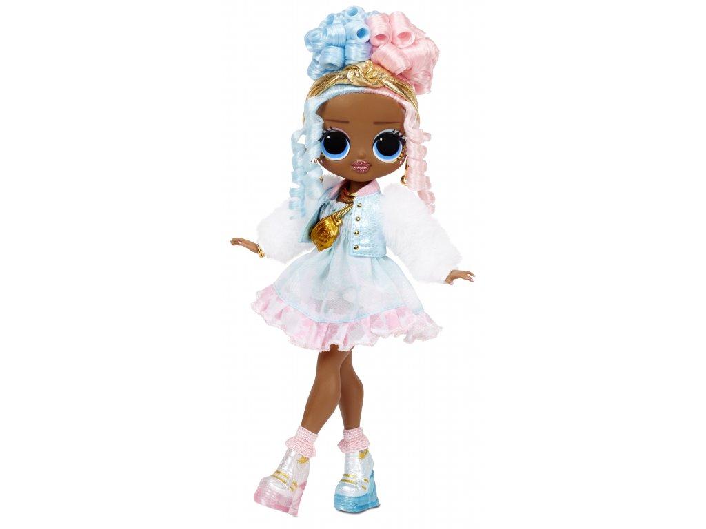 MGA LOL Surprise OMG Doll Series 4 Sweets 24 cm velká pohyblivá módní panenka s 20 překvapeními