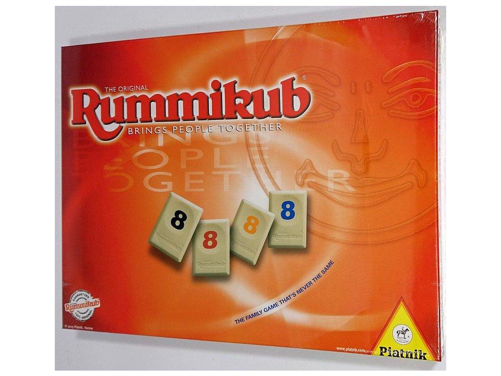 Společenská hra Piatnik Rummikub