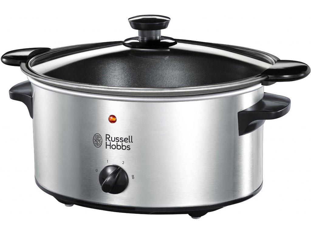 Elektrický hrnec na pomalé vaření Russell Hobbs 22740 56 Cook@Home