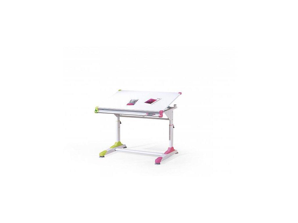 Dětský rostoucí psací stůl Halmar COLLORIDO