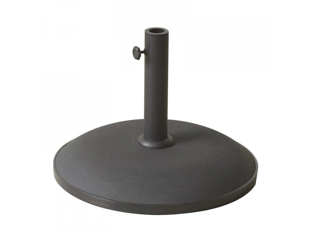 OEM Betonový stojan pro slunečník 15 kg šedý
