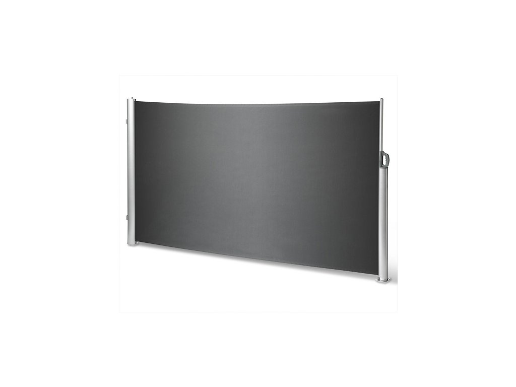 Tarrington House Boční markýza Cultis 350x180 cm antracit/šedá