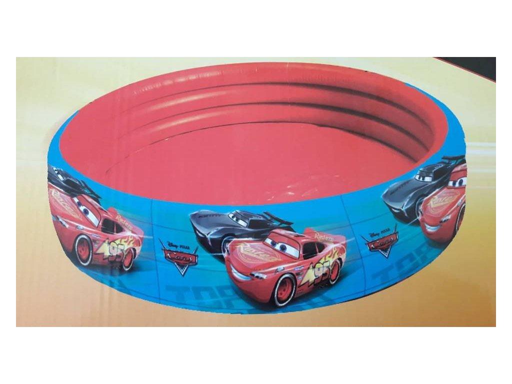 GIM dětský bazének Cars 150x30 cm