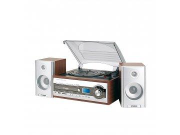 Mikrosystém s gramofonem Hyundai RTC182 SU