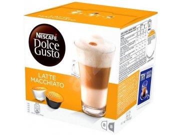 Nescafé Dolce Gusto kávové kapsle Latte Macchiatto 16 ks
