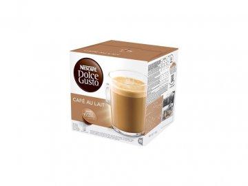 Nescafé Dolce Gusto kávové kapsle Café Au Lait 16 ks