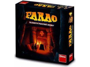 Společenská hra Dino Farao Tajemství prastaré hrobky