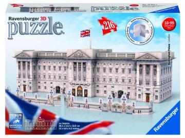 Ravensburger 3D puzzle Buckinghamský palác 216 dílků