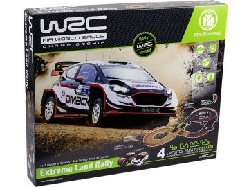 WRC Extreme Land Rally 1 ku 43 WRC91001