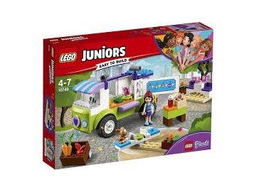 Lego Juniors 10749 Mia a trh s biopotravinami