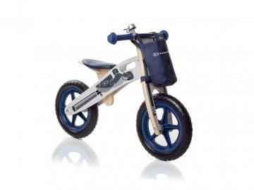 KINDERKRAFT CykloRunner Motorka s doplňky zvonek+taška
