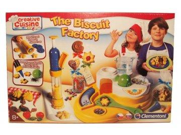 Clementoni Dětská sada na pečení sušenek