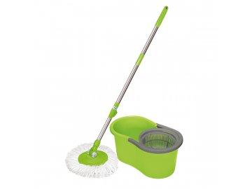 Azur rotační mop + kbelík 072800