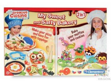 Clementoni Dětská sada na sladké a slané pečení