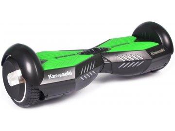 Hoverboard Kawasaki KX PRO 6.5A černozelený