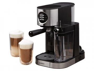 Silvercrest Espresso kávovar SEMM 1470 A1