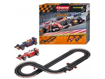 Autodráha Carrera GO!!! Sprint