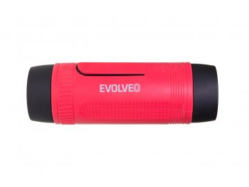 EVOLVEO ARMOR XL3, outdoorový Bluetooth reproduktor (ARM XL3 RED)