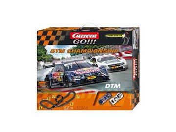 Autodráha Carrera GO DTM Championship
