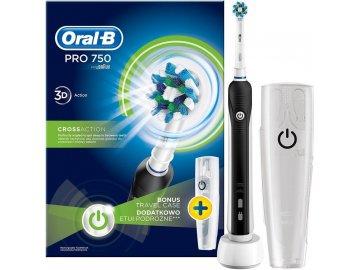 Oral B Pro 750 D16.513.UX CrossAction
