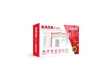 EET systém Kasamax GASTRO basic pro Windows
