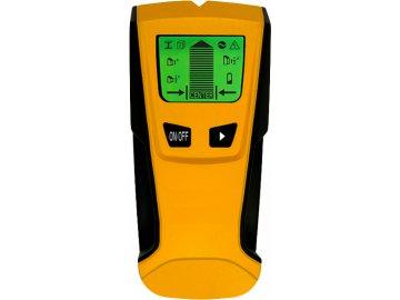 OPTEX 427006 digitální detektor kovu dřeva a AC vedení DET 06